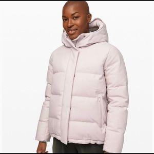 Lululemon Wunder Puff Jacket *Wool